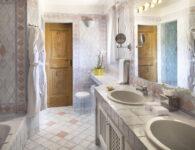Pitrizza-Premium Double Room Bathroom