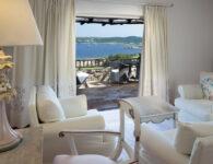 Pitrizza-Sitting area premium double room