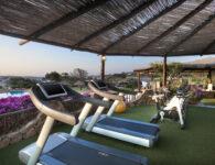 Romazzino-External Fitness Center