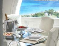 Romazzino-Royal Suite - Dining Area