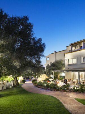 (A10) Ristorante Le Volte Hotel La Rocca Resort & Spa