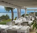 (A2) Sala Restaurant Rocca Beach - Hotel La Rocca Resort & Spa