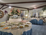Club ristorante boungaville interno