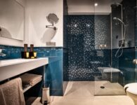 Ma deluxe romantic bathroom