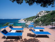 Smeraldo Beach Terrazza piscina
