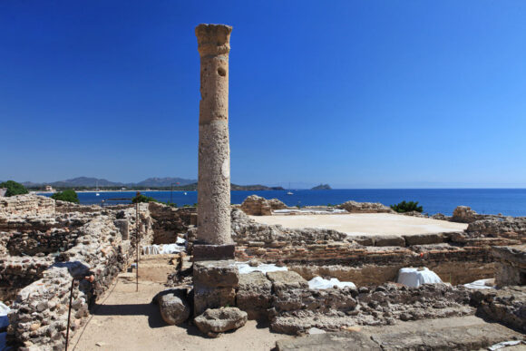 Visit Sardinia VIP The Ruins of Nora, Pula