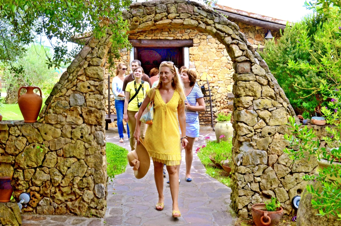 Visit Sardinia VIP   Carrera de Sos Sabores - Road of Tastes Sardinia
