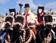 Sardinia Carnival Sartiglia