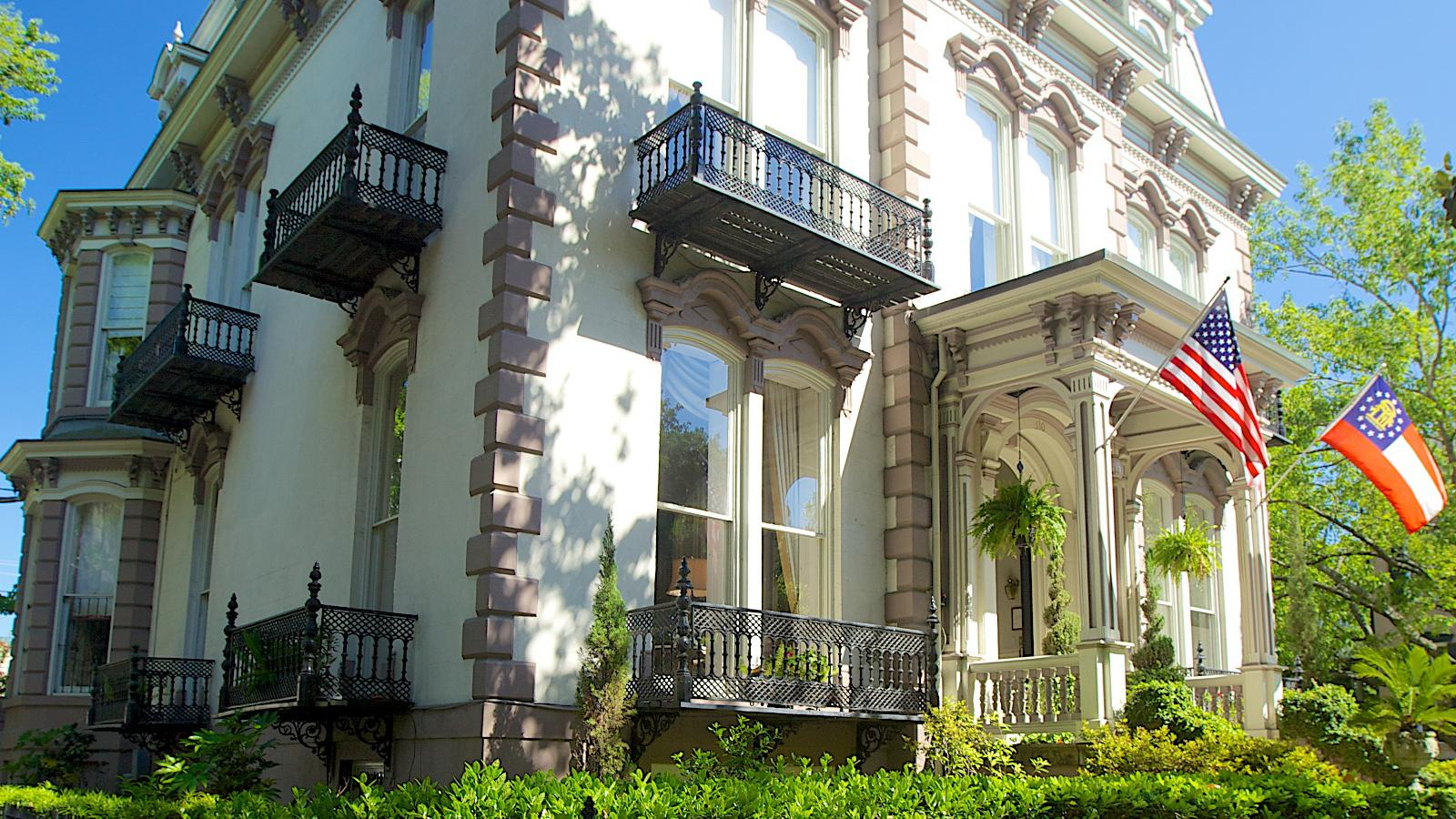 Historic Inns Savannah Visit