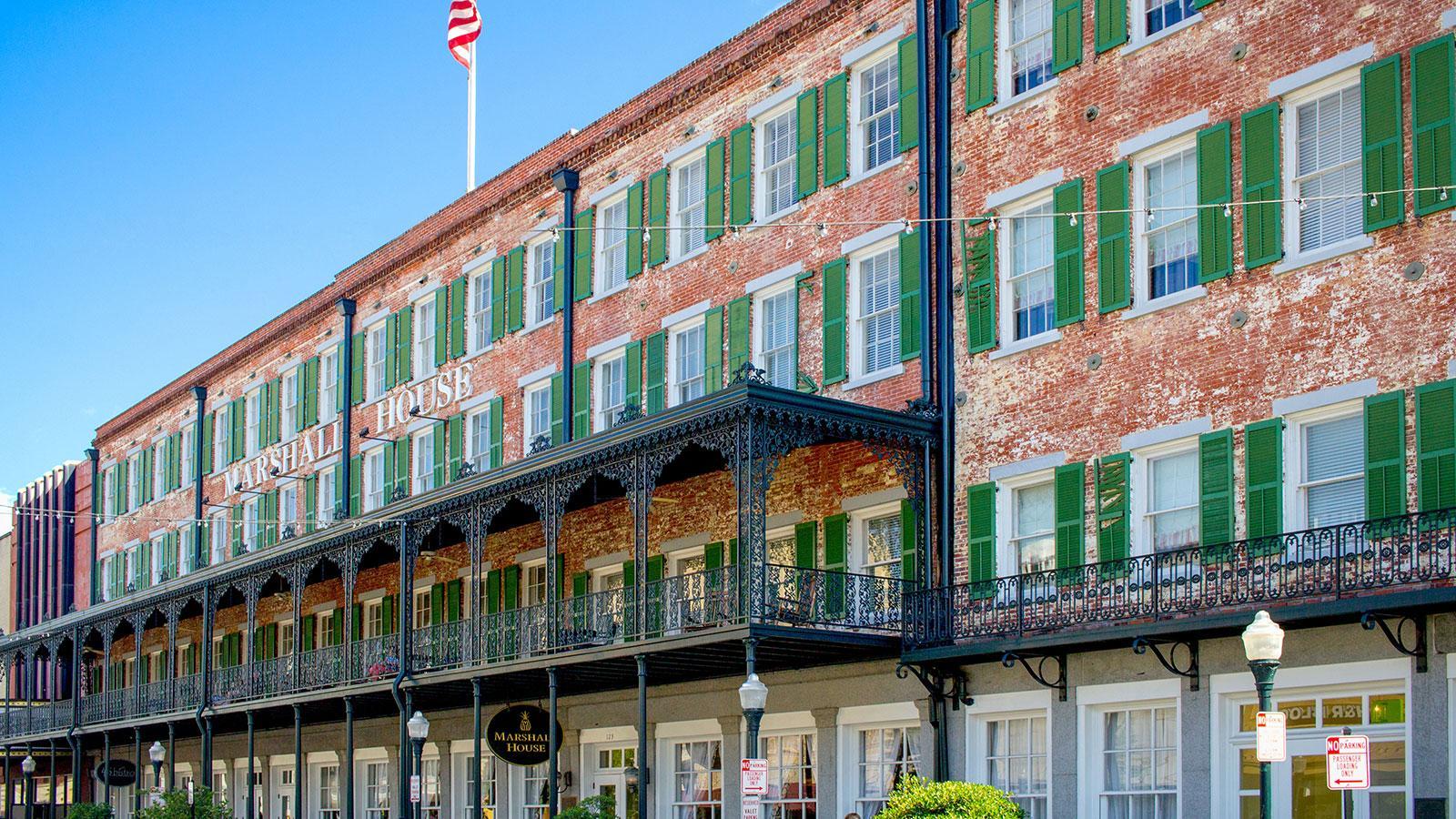 Hotels In Savannah Visit