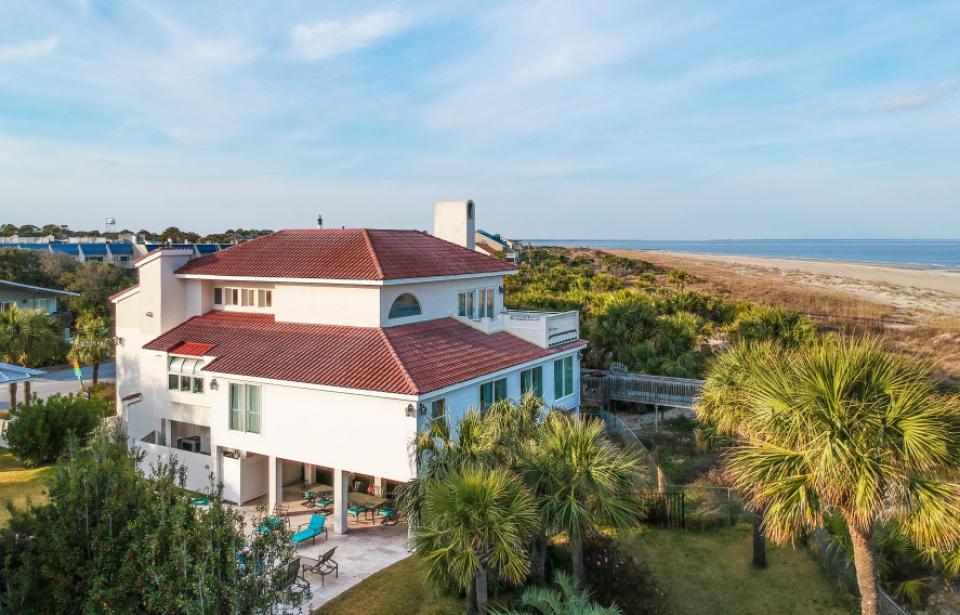 oceanfront cottage rentals tybee