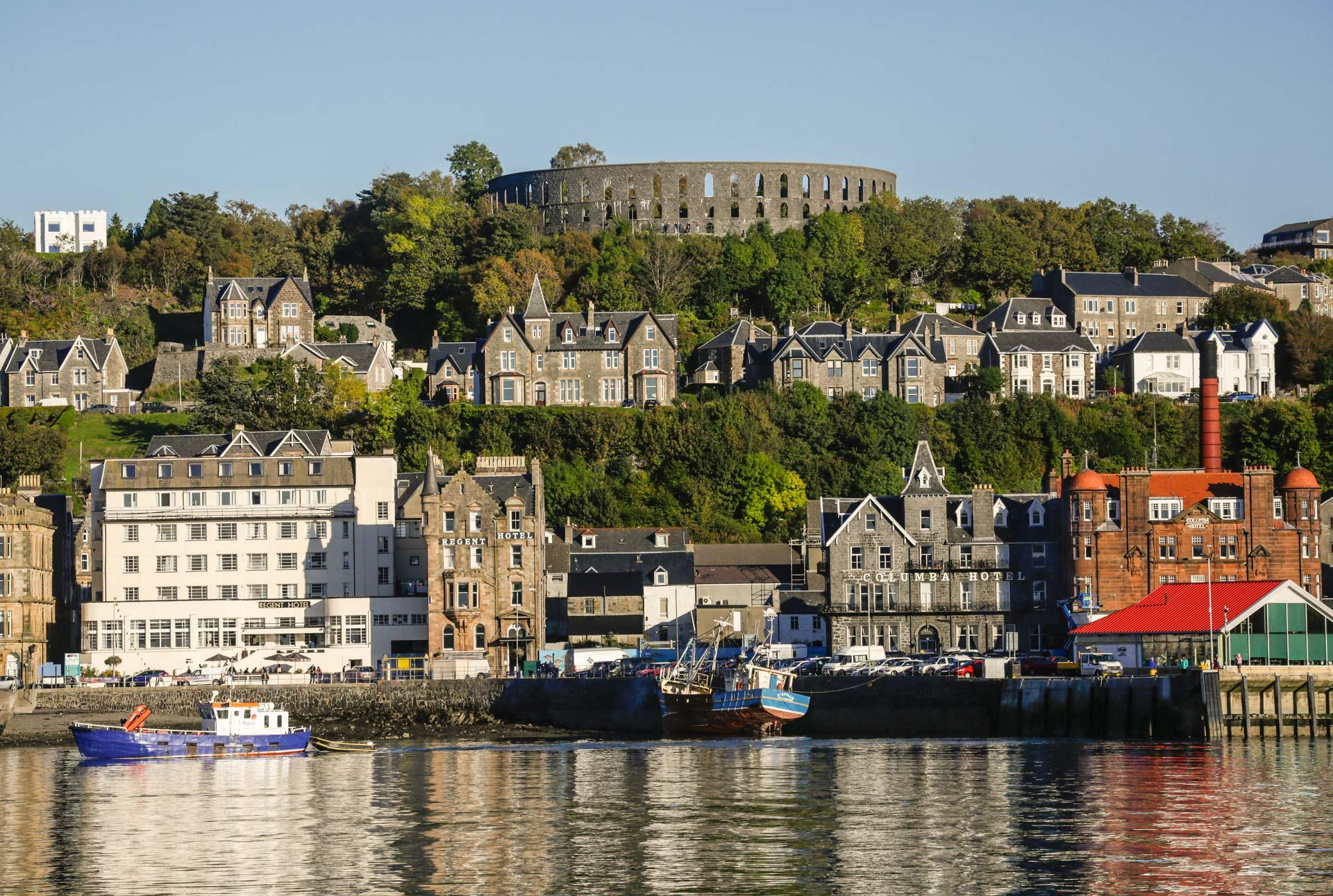 Oban Accommodation Self Catering B Amp Bs Amp More Visitscotland