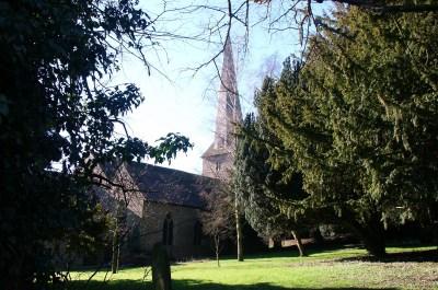St Mary's Church Cleobury Mortimer
