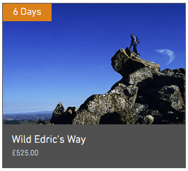 Wheely Wonderful Cycling's 5 day Wild Edric Walking Holiday - part of the Shropshire Way from Church Stretton to Ludlow