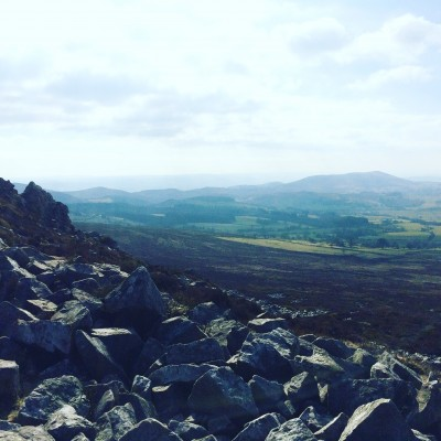 Breathtaking Views from Stiperstones in Shropshire