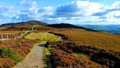 Offa's Dyke Path, Wales