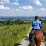 Pont Trekking - Shropshire Hills
