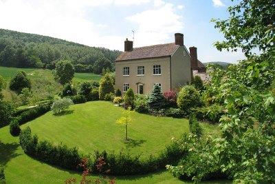 Eaton House - Shropshire Hills