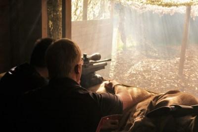 Sniper Adventure in the Shropshire Hills