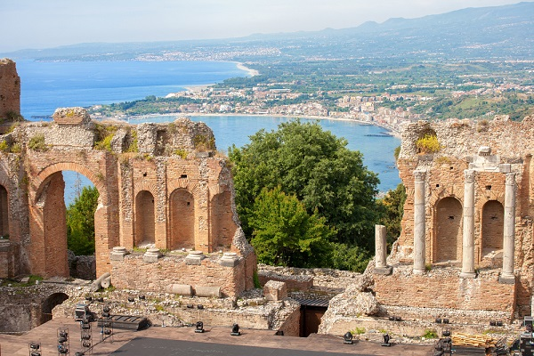 Image result for ruins sicily