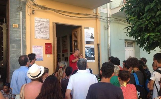 Memory House Peppino Impastato Visit Sicily Official Page