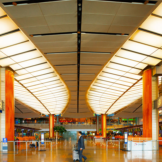 Transit In Singapore A Guide To Changi Airport Visit