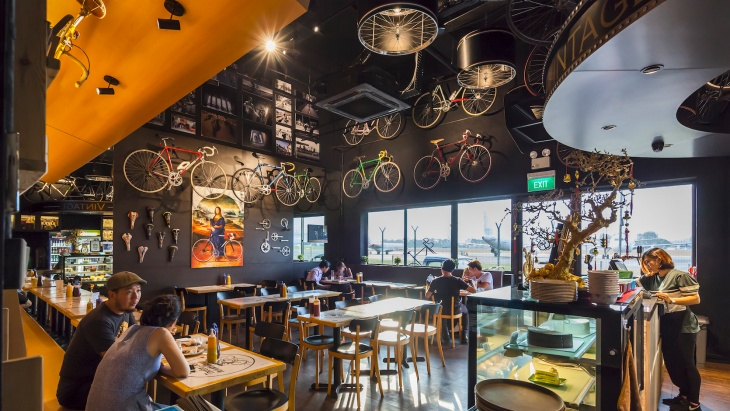 Themed restaurants for a fun dining experience  Visit