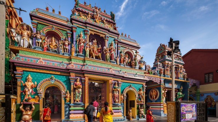 Image result for singapore little India