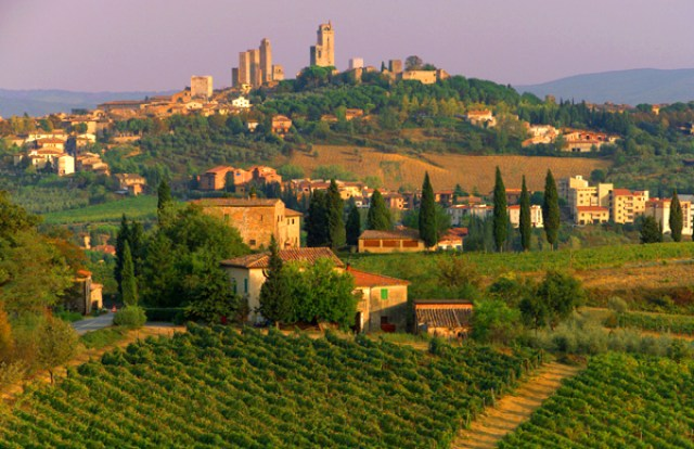 Image result for San Gimignano, Tuscany