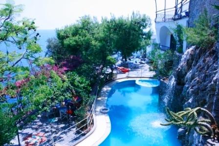 VisitsItalycom  Welcome to the Villa Fenice Positano