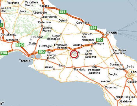 VisitsItalycom  Villas for Rent in Italy  Villa Casale