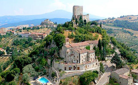 VisitsItalycom  Tuscany  Welcome to the Hotel San