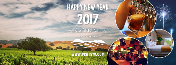 Santa Ynez New Years Parties