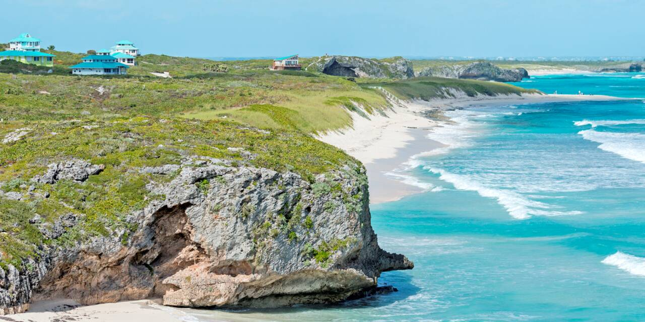 North Caicos and Middle Caicos Hotels Resorts and Villas