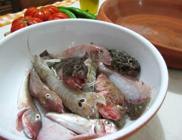 Dettaglio pesce