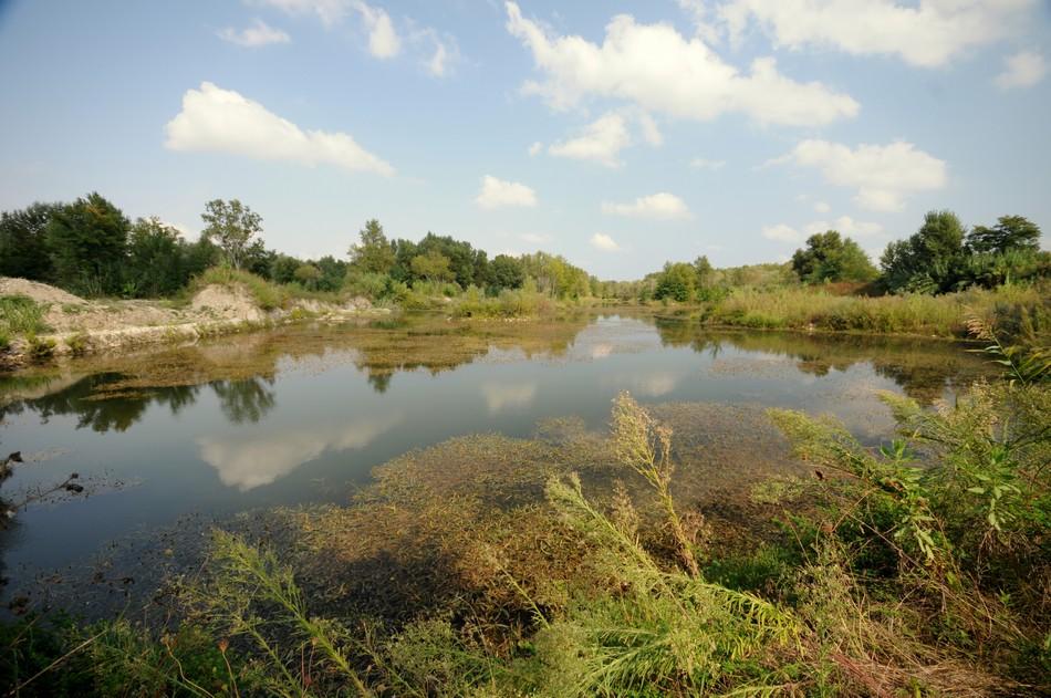 Lago di Serranella