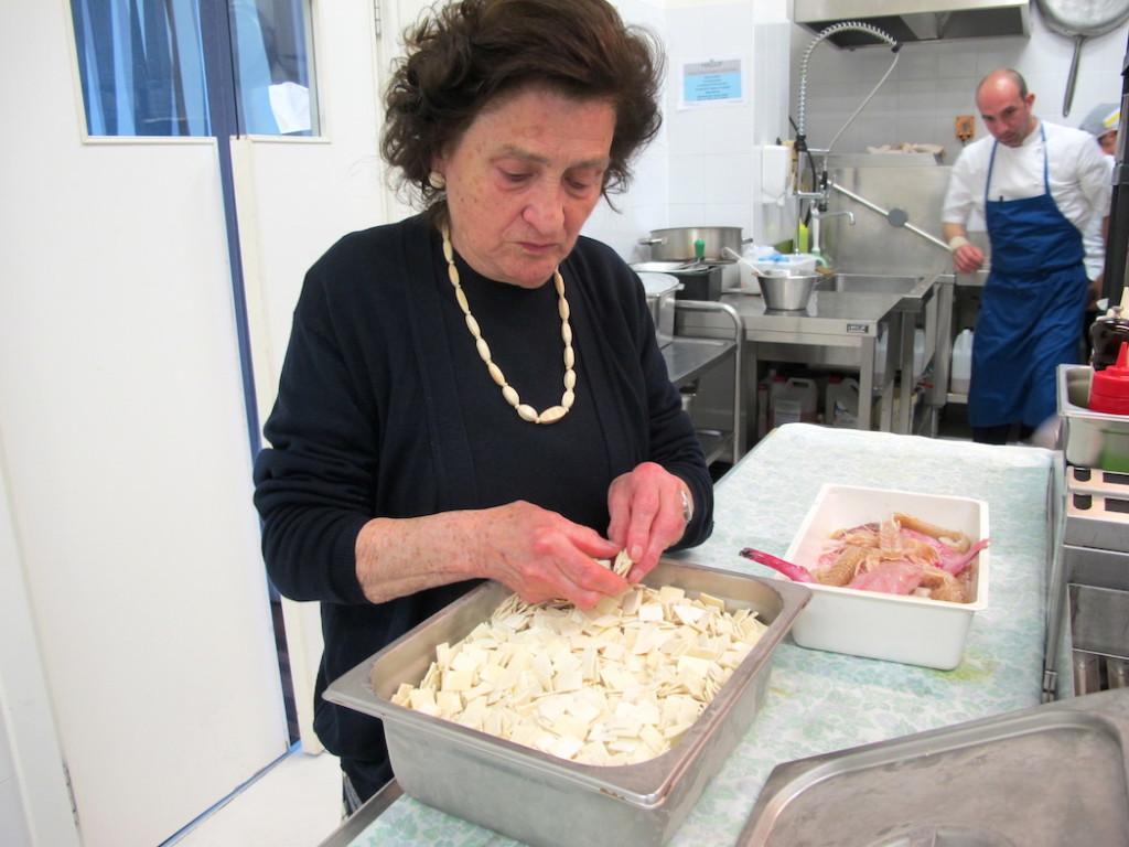 La signora Maria Tosti