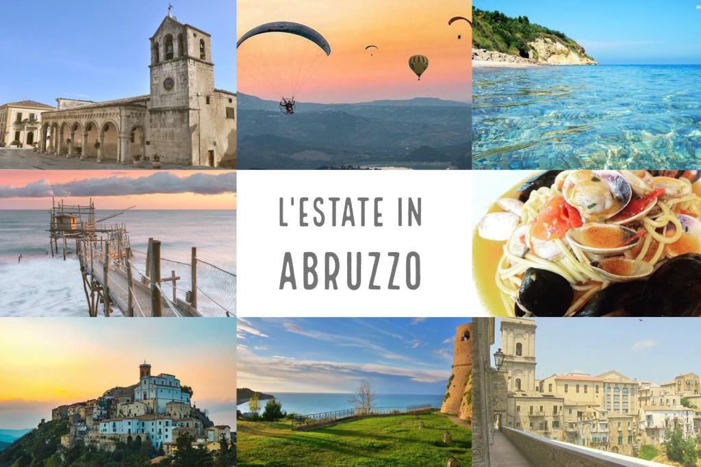 L'estate in Abruzzo