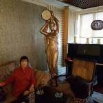 A Visit to Pyongyang's Sunrise Cafe and its expat supermarket