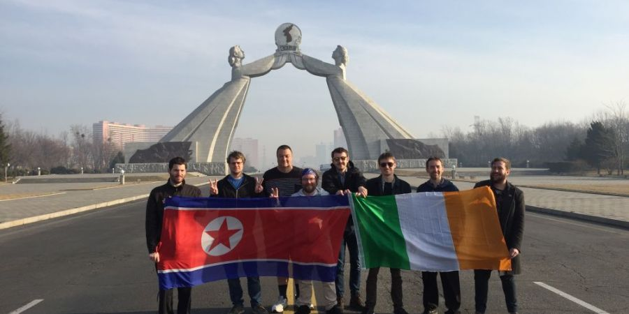5 surprising things that North Korea and Ireland have in common!