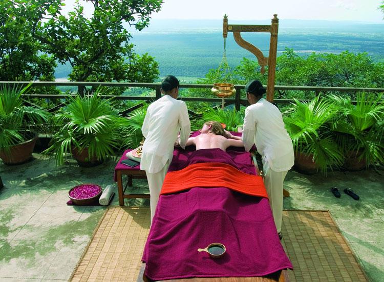 10 Best Luxury Spa And Ayurvedic Resorts In India