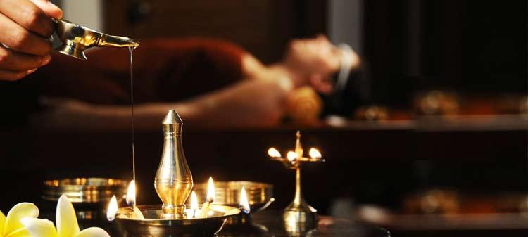 Ayurvedic Massage Treatment in Kerala