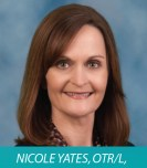 Nicole Yates, OTR/L, CHT | TOC The Orthopaedic Center | Huntsville, AL