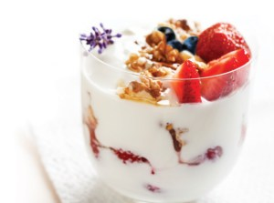 Yogurt Berry Cups - Healthy Eating for Strong Bones | The Orthopaedic Center | Huntsville AL