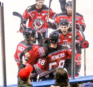 Huntsville Havoc Hockey Team - TOC Sports Medicine