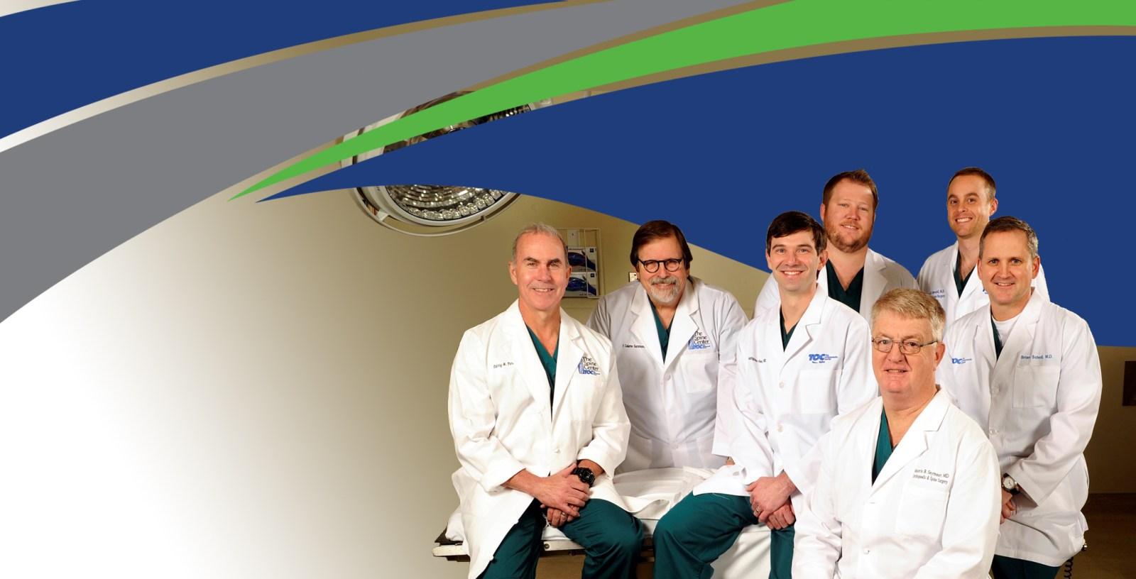 TOC Spine Surgeons | Huntsville, Athens AL