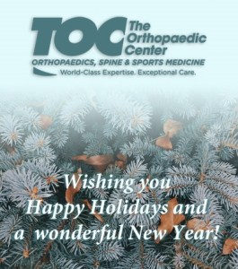 Happy Holidays from TOC