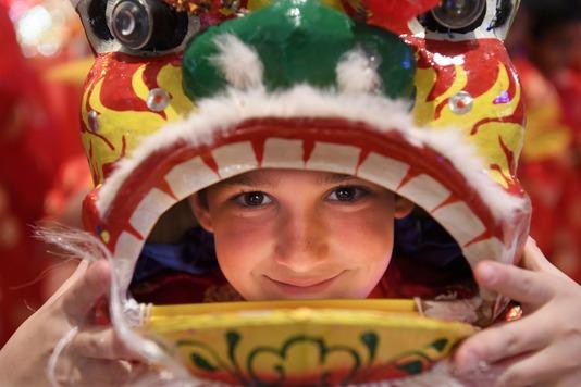 Il Capodanno Cinese è alle porte! Las Vegas da il benvenuto all'anno del Topo