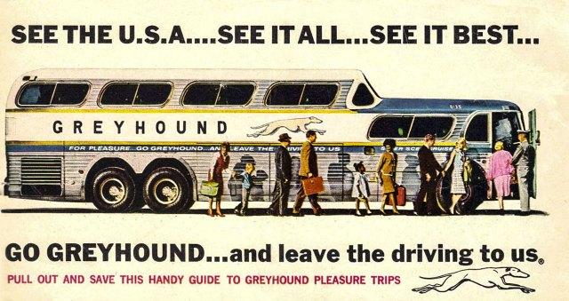 Viaggiare in bus negli USA