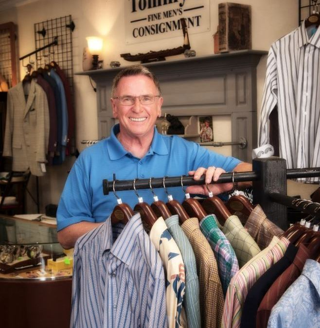 Meet Tommy's Fine Men's Consignment